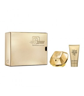 PACO RABANNE - LADY MILLION Eau de Parfum 50 ML + Lait Corps 75 ML